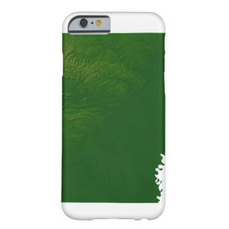 Map of Arkansas Barely There iPhone 6 Case