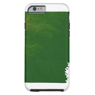Map of Arkansas Tough iPhone 6 Case