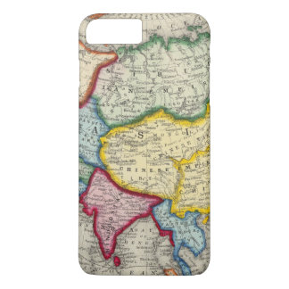 Map Of Asia iPhone 7 Plus Case