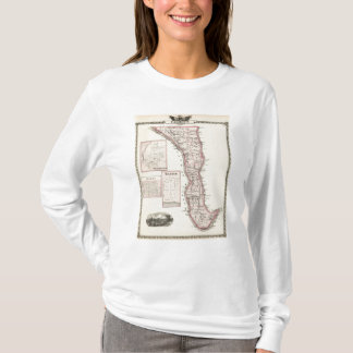 Map of Calhoun County, Winchester T-Shirt
