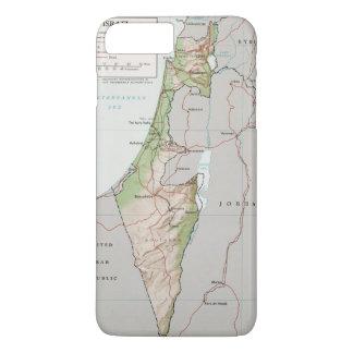 Map of Israel (1967) iPhone 8 Plus/7 Plus Case