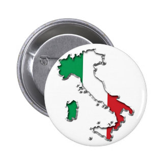 Map of Italy Buttons