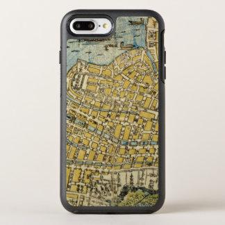 Map of Nagasaki OtterBox Symmetry iPhone 8 Plus/7 Plus Case