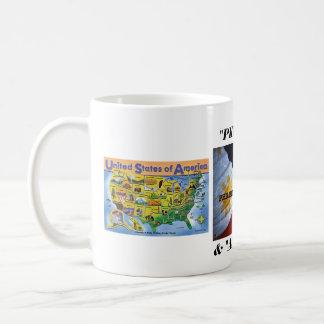 map_of_phi...AND U.S Coffee Mug