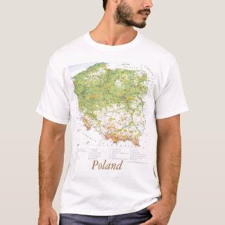 Map of Poland T-Shirt