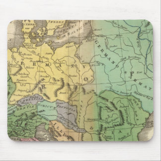 Map of Provinces in Roman Empire Mouse Pads