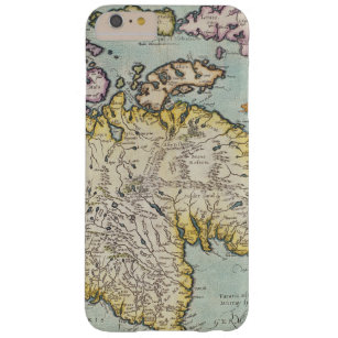 Map of Scotland | Miliaria Scotia Barely There iPhone 6 Plus Case