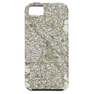 MAP OF STAFFORDSHIRE, 1793 CASE FOR THE iPhone 5