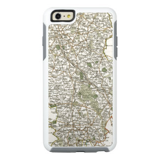 MAP OF STAFFORDSHIRE, 1793 OtterBox iPhone 6/6S PLUS CASE