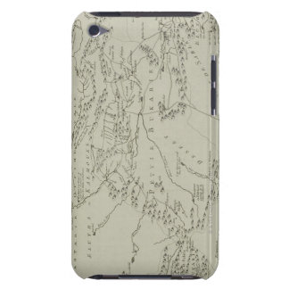 Map of Tartaria in China iPod Touch Cases