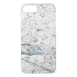 Map of The Constellations Plate XXII iPhone 8/7 Case