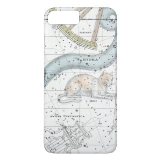 Map of The Constellations Plate XXVI iPhone 8 Plus/7 Plus Case