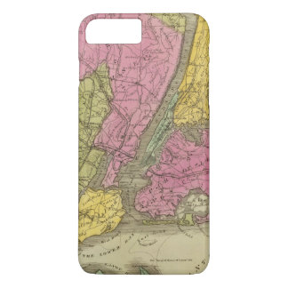 Map of the Country iPhone 7 Plus Case