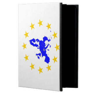 Map of the European union with star circle Powis iPad Air 2 Case