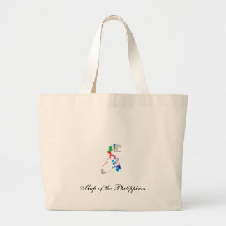 Map of the Philippines - Bag