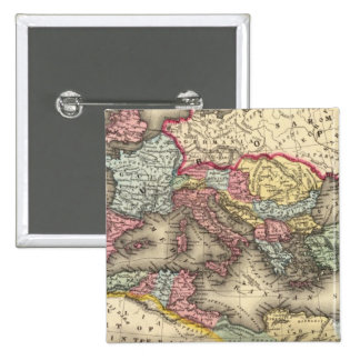 Map of the Roman Empire Pin