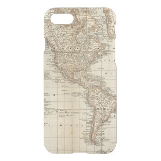 Map of the World 2 2 iPhone 7 Case