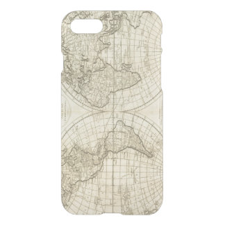 Map of the World 2 iPhone 7 Case