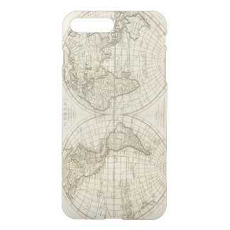 Map of the World 2 iPhone 7 Plus Case