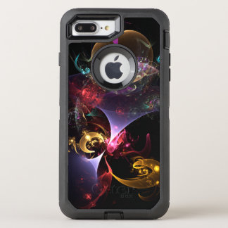 Map Of Time Fractal Phone Case