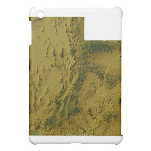 Map of Utah iPad Mini Covers
