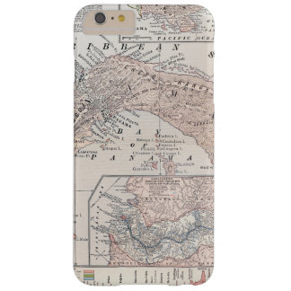 MAP: PANAMA, 1907 BARELY THERE iPhone 6 PLUS CASE