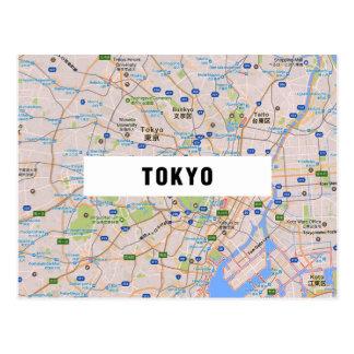 MAP POSTCARDS ♥ Tokyo