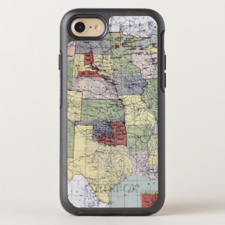 MAP: RESERVATIONS, 1892 OtterBox SYMMETRY iPhone 7 CASE
