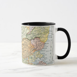 MAP: SCOTLAND MUG