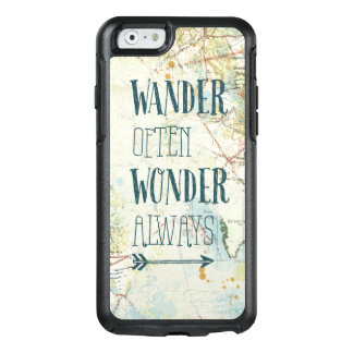 Map Sentiments OtterBox iPhone 6/6s Case
