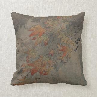 Maple Branch Cushion