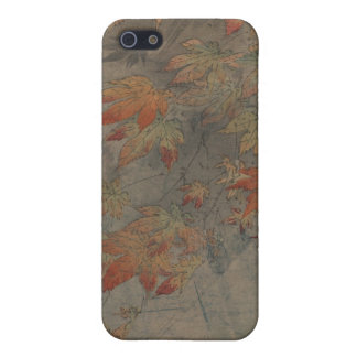 Maple Branch Covers For iPhone 5