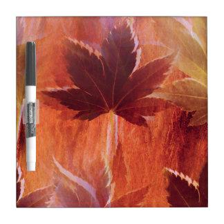 Maple Dream Dry Erase Board