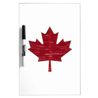 Maple Fever Dry Erase Board