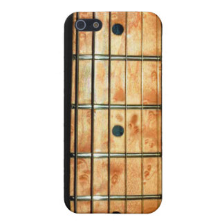 Maple Guitar Neck for iPhone six fret version iPhone 5 Case