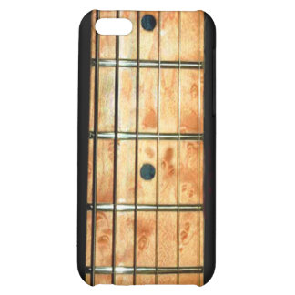 Maple Guitar Neck for iPhone six fret version iPhone 5C Covers