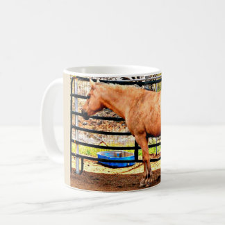 Maple Horse Classic Coffee Mug