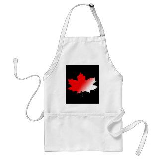 Maple Leaf apron