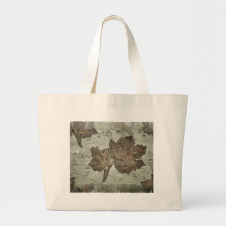 Maple leaf bag