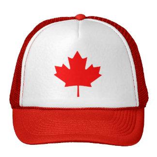 Maple Leaf Canadian Flag Cap