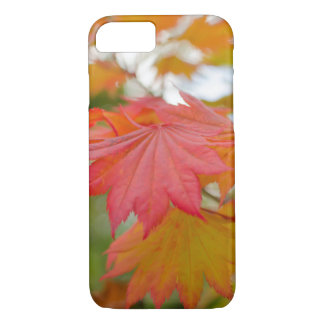 maple leaf iPhone 7 Barely There case