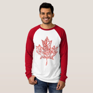 Maple Leaf Maple Tree T-Shirt