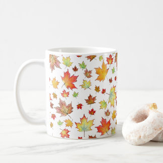 Maple Leaf Mug - Customizable!