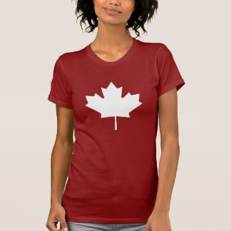 Maple Leaf Pictogram T-Shirt