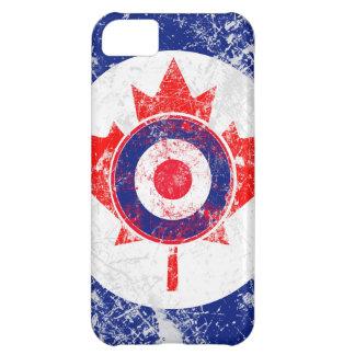 Maple Leaf Roundel Graphic iPhone 5C Case