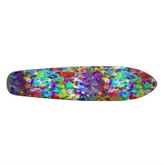 Maple Leaf Show 19.7 Cm Skateboard Deck