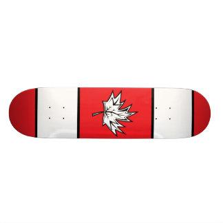 Maple-Leaf-Skateboard 19.7 Cm Skateboard Deck