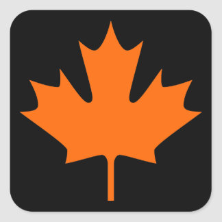 Maple Leaf - Stickers