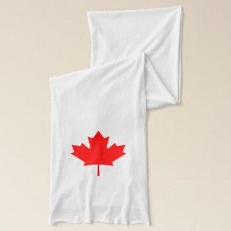 Maple Leaf symbol scarf