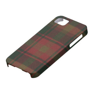 Maple Leaf Tartan iPhone 5 BARELY THERE Case